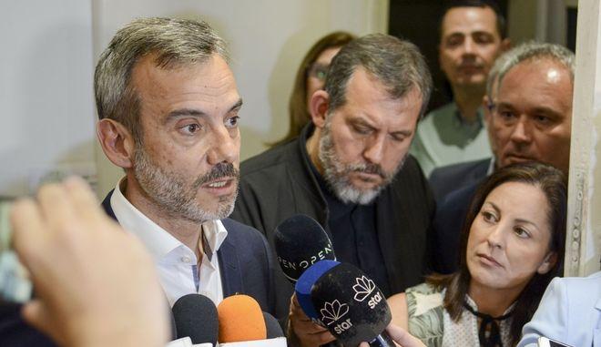 Αποτελέσματα εκλογών 2019: Ταχιάος - Ζέρβας στον δεύτερο γύρο της Θεσσαλονίκης