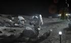 NASA στο φεγγάρι