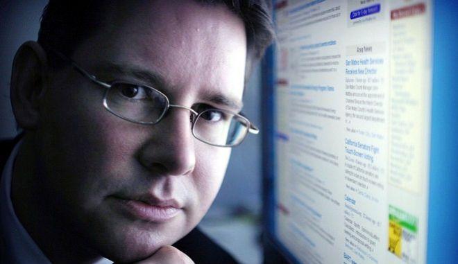O Ριτς Σκρέντα έκανε τη διάθεση που είχε για φάρσες, καριέρα και 'γέμισε' τους υπολογιστές μας 'ιούς'.