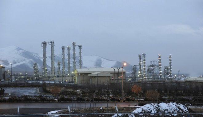 Πυρηνικά του Ιράν