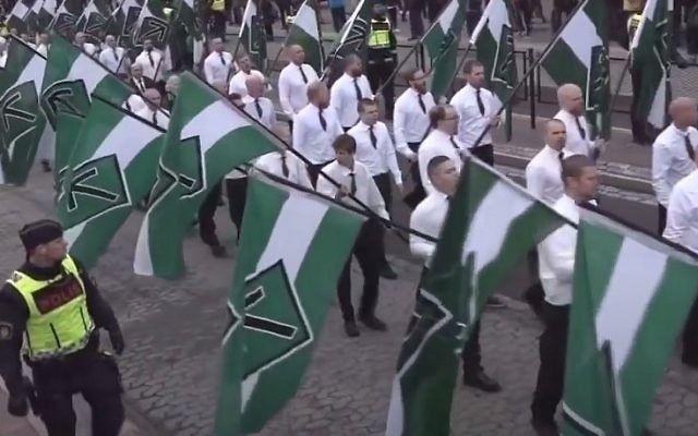 Σάλος για τη νεοναζιστική στολή της Νορβηγικής ομάδας Σκι