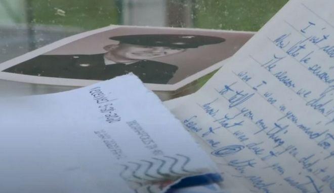ΗΠΑ: Έστειλε γράμμα απο τον πόλεμο του Βιετνάμ στην αδερφή του και έφτασε την περασμένη εβδομάδα