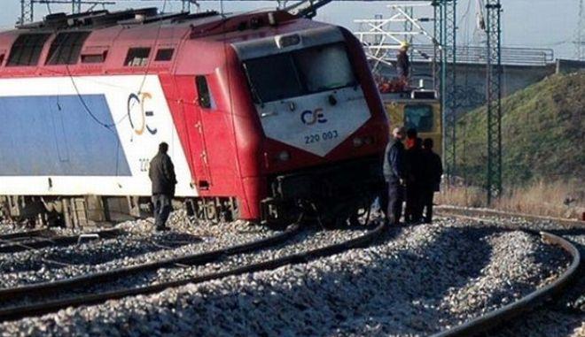 Αμαξοστοιχία σκότωσε μετανάστη στην Αλεξανδρούπολη
