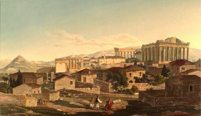 Για τη θεμελιωτική στιγμή του ελληνικού κράτους