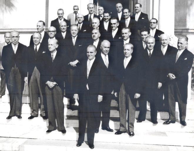 Κυβέρνηση Κωνσταντίνου Καραμανλή, 1961