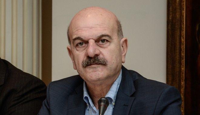 Ο πρόεδρος της Ομοσπονδίας Ελληνικών Συνδέσμων Τουριστικών και Ταξιδιωτικών Γραφείων, Λύσανδρος Τσιλίδης