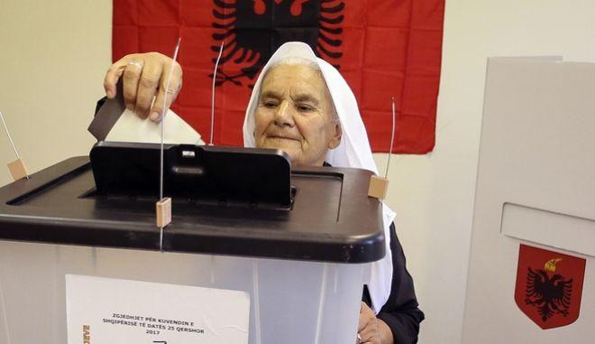 Εκλογές στην Αλβανία
