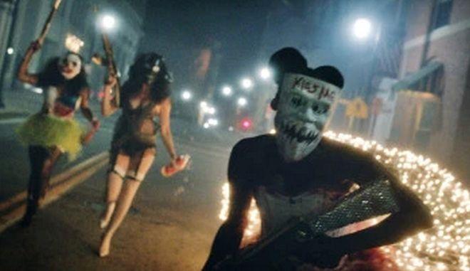 Halloween: Χάος και βία στο Παρίσι - Ληστείες, μολότοφ, επιθέσεις σε τραμ