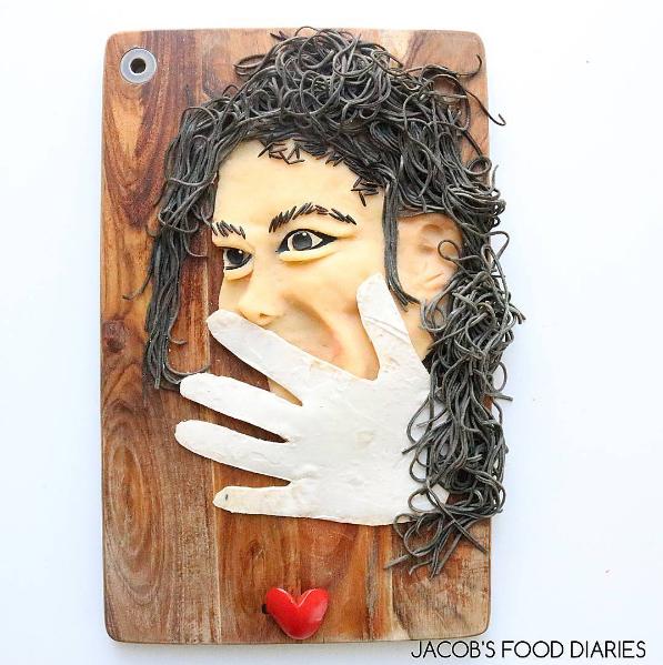 Εσύ θα έτρωγες αυτό το έργο τέχνης;