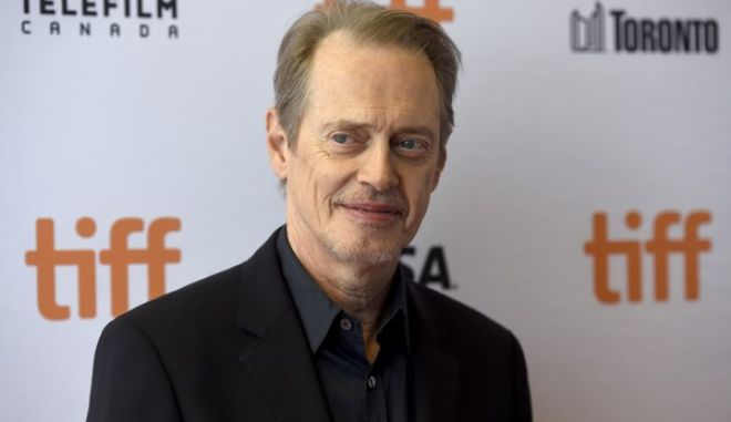 """Steve Buscemi attends a premiere for """"The Death of Stalin"""" on day 2 of the Toronto International Film Festival at the Winter Garden Theatre on Friday, Sept. 8, 2017, in Toronto. (Photo by Chris Pizzello/Invision/AP)"""