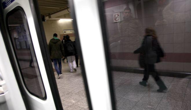 Κλειστοί το Σαββατοκύριακο δύο σταθμοί του μετρό