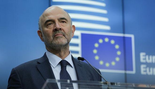 Ο Ευρωπαίος Επίτροπος, Μοσκοβισί