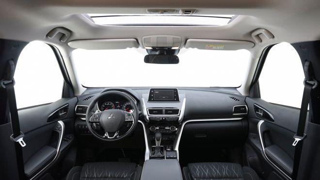 Με νέα τιμή και εξοπλισμό το Mitsubishi Eclipse Cross