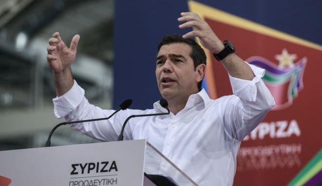 Μήνυμα επανεκκίνησης εκπέμπει ο ΣΥΡΙΖΑ