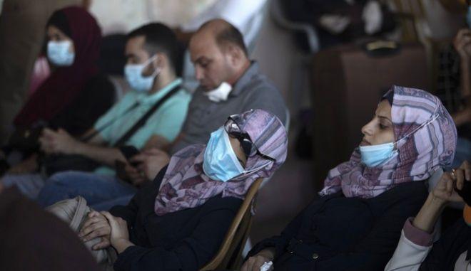 Άνθρωποι στην Αίγυπτο