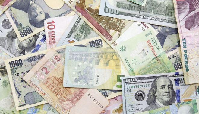 Συνάλλαγμα: πτώση του ευρώ σε ποσοστό 0,27%