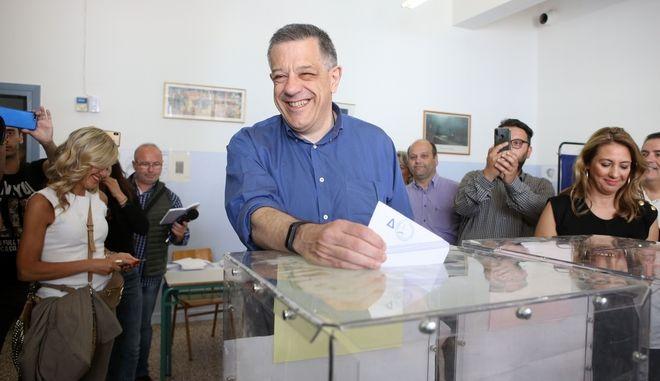 Ο υποψήφιος δήμαρχος Θεσσαλονίκης κ.Ταχιάος