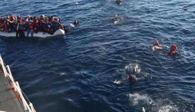 Τραγωδία στη Μεσόγειο: Νεκροί 100 πρόσφυγες σε ναυάγιο