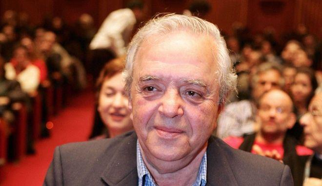 Ο σκηνοθέτης Σταύρος Τσιώλης