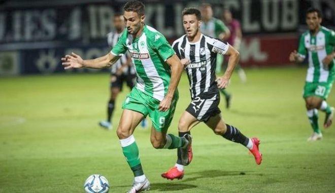 OΦΗ - Παναθηναϊκός 0-0: VAR-ετό παιχνίδι στην Κρήτη