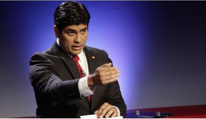 Ο νέος Πρόεδρος της Κόστα Ρίκα, Κάρλος Αλβαράδο Κεσάδα