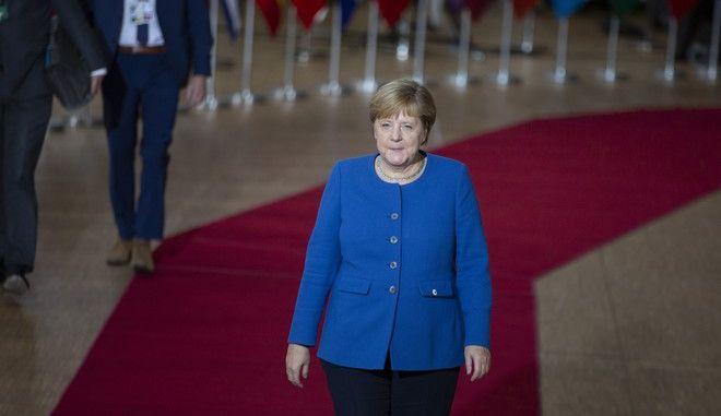 Η καγκελάριος της Γερμανίας Άγκελα Μέκελ
