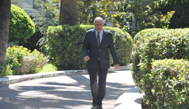 Ορκωμοσία της νέας κυβέρνησης στο Προεδρικό Μέγαρο το Σ¨αββατο 18 Ιουλίου 2015. (EUROKINISSI/ΤΑΤΙΑΝΑ ΜΠΟΛΑΡΗ)