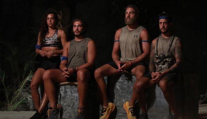 Το συμβούλιο του νησιού στο Survivor 4
