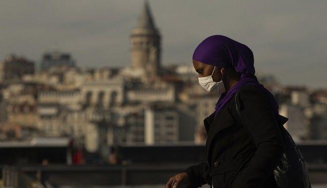 Κορονοϊός στην Τουρκία