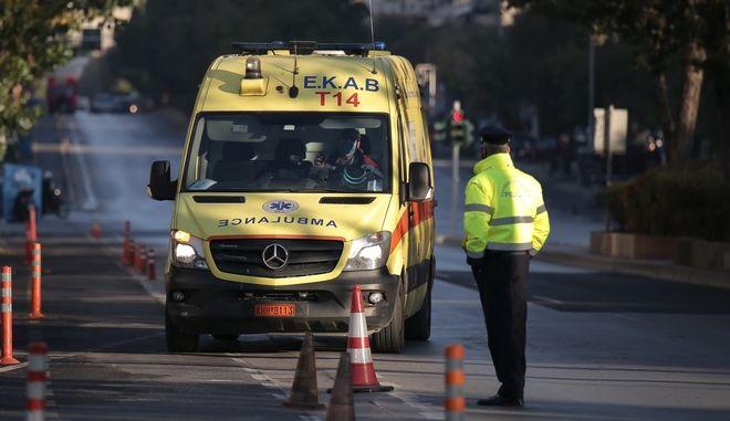 Θεσσαλονίκη: Νεκρός ηλικιωμένος που έπεσε από τον 4ο όροφο