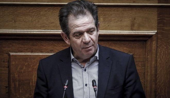 Βουλευτής ΣΥΡΙΖΑ, Δημήτρης Δημητριάδης