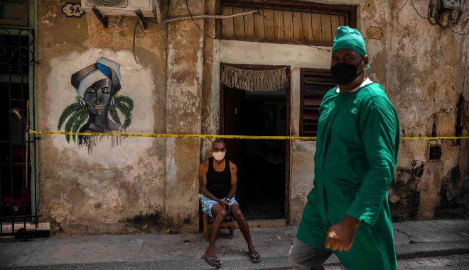 Κούβα: Η μικρότερη χώρα στον κόσμο που σχεδιάζει να αναπτύξει εμβόλια Covid-19