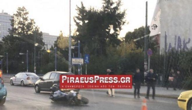 Τροχαίο δυστύχημα στη Συγγρού: Νεκρός μοτοσικλετιστής - Αναζητείται οδηγός τζιπ