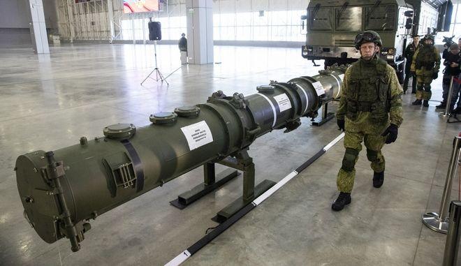 Ρωσικοί πύραυλοι 9M729