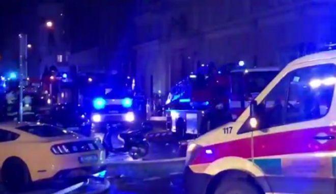 Τσεχία: Φωτιά σε ξενοδοχείο στην Πράγα- Νεκροί και τραυματίες