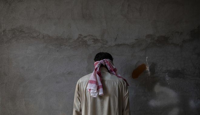 Συλληφθείς για συμμετοχή στο Ισλαμικό Κράτος