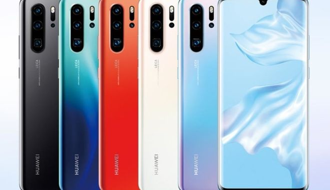 To smartphone Huawei P30 Pro