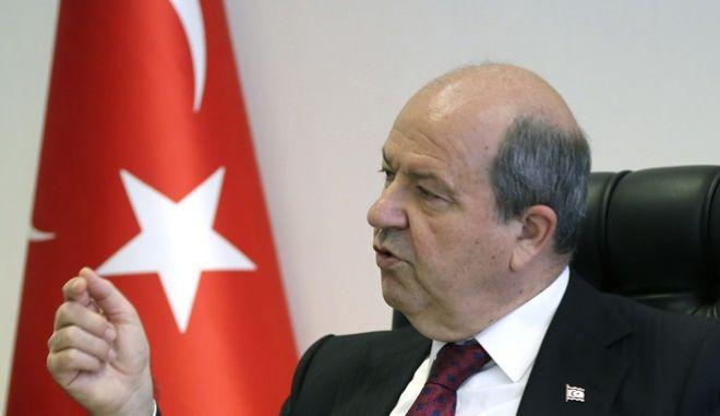O ηγέτης του Κόμματος Εθνικής Ενότητας, Ερσίν Τατάρ