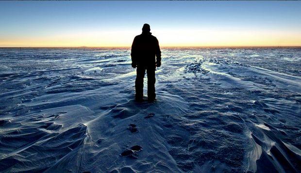 Φωτογραφίες από τα απόκρυφα της Ανταρκτικής