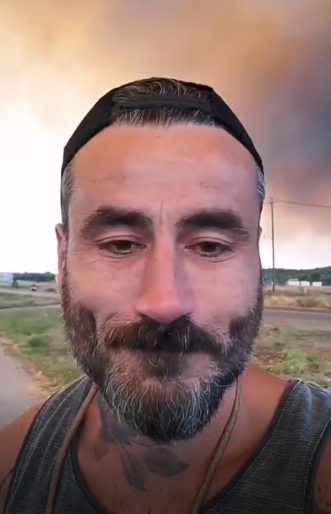 Ο Γιώργος Μαυρίδης στην Εύβοια