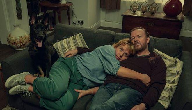 Το After Life έκανε τον πλανήτη να δακρύσει και o Ricky Gervais ετοιμάζει τρίτη σεζόν