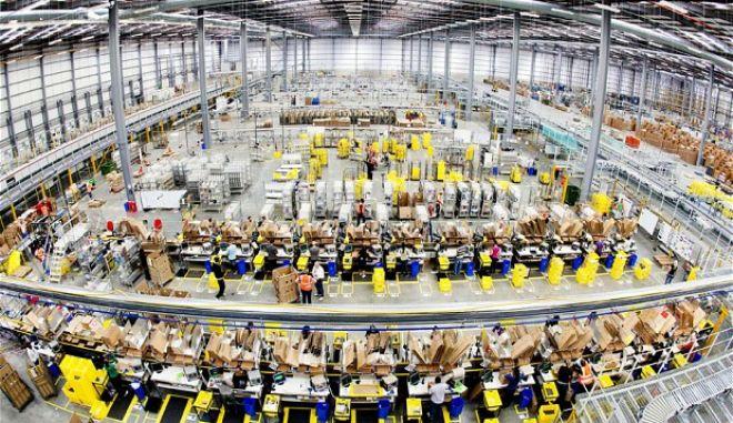 H Amazon αλλάζει την φορολογική της πολιτική στην Ευρώπη