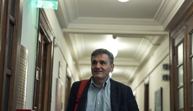 Συνάντηση με τον Γερμανό υπουργό Οικονομικών Όλαφ Σολτς θα έχει ο Ευκλείδης Τσακαλώτος
