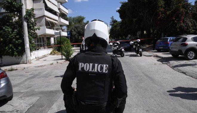 Αστυνομικός της ομάδας ΔΙΑΣ(ΑΡΧΕΙΟΥ)