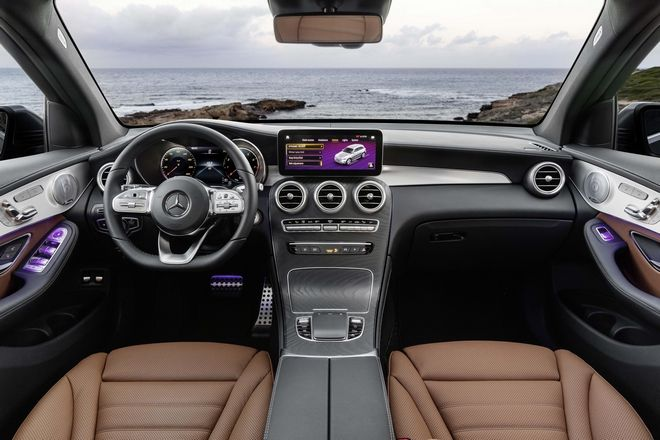 Ιδού η νέα Mercedes GLC