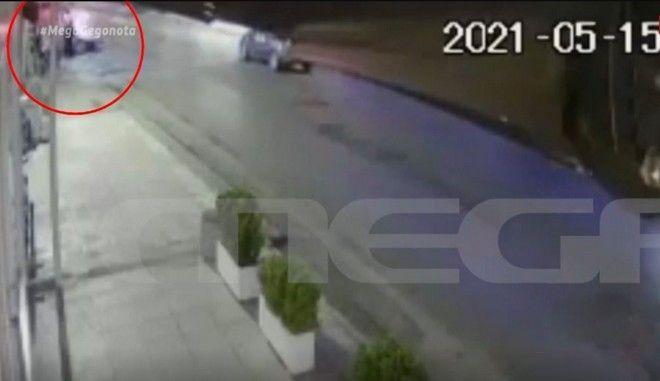 Βίντεο-ντοκουμέντο: Η στιγμή της δολοφονίας του 58χρονου στη Μεταμόρφωση