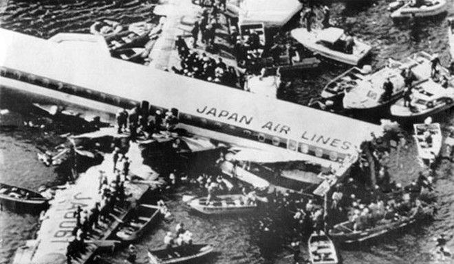 Πέντε αεροπορικά δυστυχήματα, που οφείλονται στους πιλότους