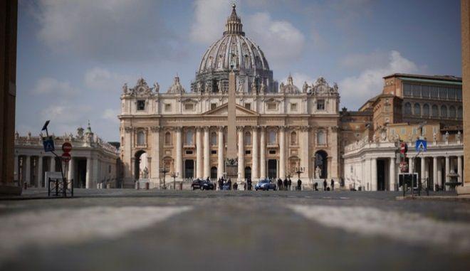 Η Βασιλική του Αγίου Πέτρου στο Βατικανό
