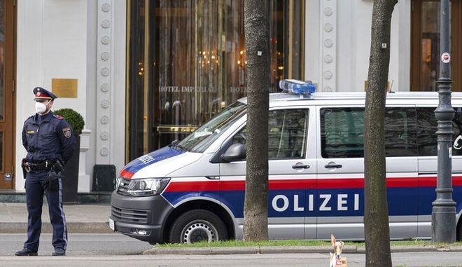 Αστυνομία στην Αυστρία.