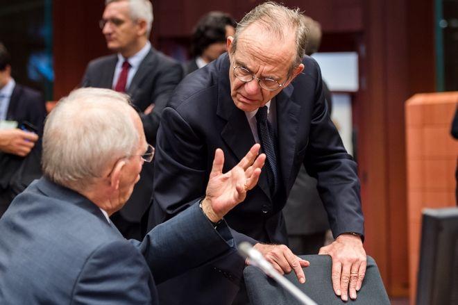 Διαβουλεύσεις στο Eurogroup της 13ης Ιουλίου